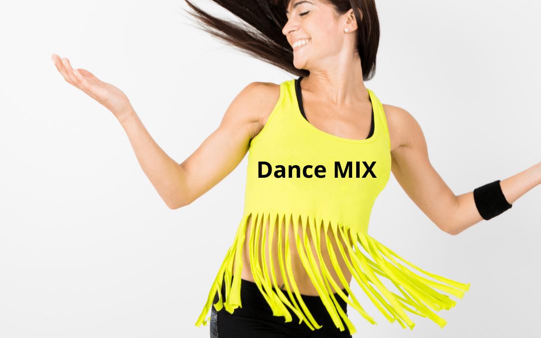 Ma Dance-Mix jää pois 1.11.alk. > tilalle Rubber Bic